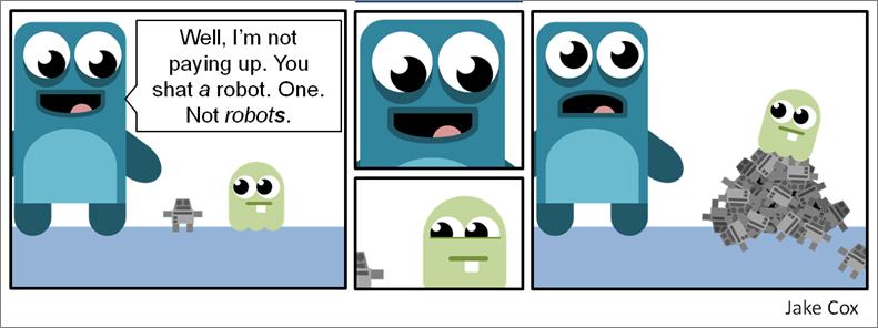 Robots! #2