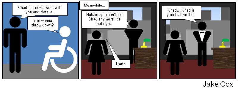 Natalie's Father's Secret