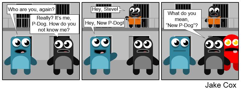 Yo, P-Dog!