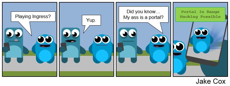 Portal My Ass!